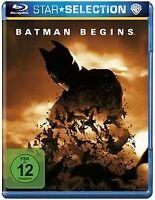 Batman Begins [Blu-ray] von Christopher Nolan | DVD | Zustand sehr gut