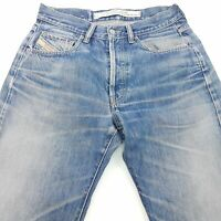 Diesel CHEYENNE Mens Vintage Jeans W32 L32 Blue Regular Fit Straight High Rise