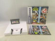 Nintendo Gameboy Advance GBA - Extreme Ghostbusters Code Ecto-1 CIB