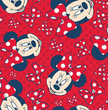Disney Minnie Red Bow Red Wallpaper (Was £15)