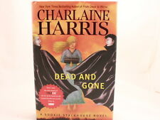 Sookie Stackhouse/True Blood: Dead and Gone by Charlaine Harris NEW HC/DJ
