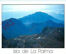 Picture Postcard>>La Palma, Observatorio Astrofisico, Observatory