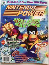 NINTENDO POWER 103 Diddy Kong Racing, Mortal Kombat, Donkey Kong Land 3
