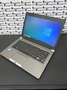 TOSHIBA PORTEGE Z30C i5 6300U @ 2.40GHz 8GB RAM 128GB SSD WIN 10