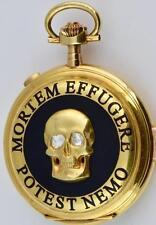 Louis Audemars 14k Gold,Enamel&Diamonds Doctor's Skull  Minute Repeater  watch