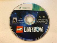 Lego Dimensions < Xbox 360 > DISC ONLY