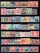 COLOMBIA  :  Mostly used selection including airmails - all different.