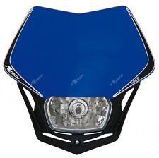 Verkleidung Scheinwerfer Rtech V-face Blau Yamaha Headlight