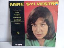 """25 CMS 10"""" ANNE SYLVESTRE N°2  La femme du vent ... B76 543R"""