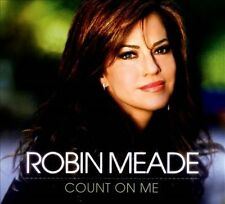 Count on Me [Digipak] * by Robin Meade (CD, 2013, Mood Media Entertainment)