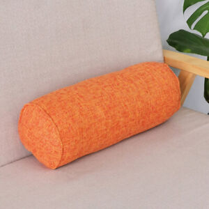 Cylindrical Long Pillow Round Body Cushion Pad Sleep Nap Pillows Home Bedding