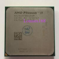 AMD Phenom II X4 965 BE 3.4GHz Quad-Core 6M Processor Socket AM3 AM2+ 125W CPU