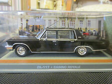 JAMES BOND CARS COLLECTION 104 ZIL 117 CASINO ROYALE
