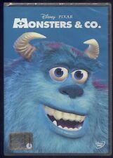 MONSTERS & CO. repack 2016 Disney PIXAR -DVD sigillato EDICOLA - NO slipcover