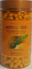 EucalyptusTree Royal Jelly 1650mg 365 capsules 100% Natural RJ Australian Made