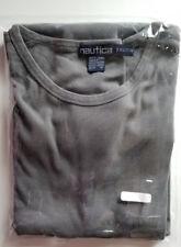 Men's Nautica 100% Cotton Gret XXL Mock Tee