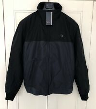 Fred Perry Mens Quilted Jacket Size XL
