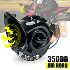 350db 12v Electric Air Loud Sound Horn For Car Truck Boat Train Motorcycle Auto