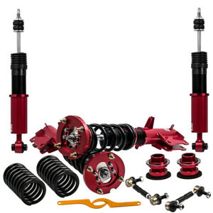 Coilover for Ford Mustang 05-14 Convertible Coupe Adjustable Height Coilovers