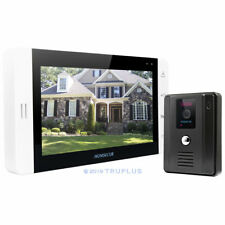 HOMSECUR Video Entry Intercom with 7'' Colour Monitor & HD WideView Angle Camera