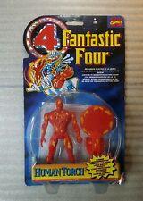4 Fantastic Four - Human Torch / La Torche Humaine - Toy Biz 1996