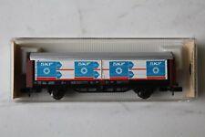 """Fleischmann 8339  """"Schiebewandwagen Habis SKF""""  Spur N"""