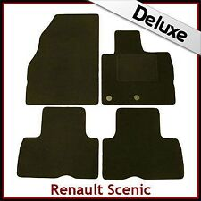 Renault Scenic Tailored LUXURY 1300g Car Mats (2009 2010 2011)