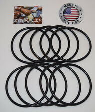 Lortone 33B, 3-1.5, 45C Replacement Drive Belts 10 Pack