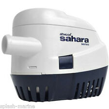 Attwood Sahara S1100 12 Voltios Barco De Auto Bomba De Achique 1100GPH Premium