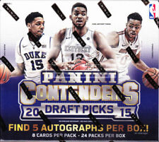 Contenders Not Autographed NBA Basketball Trading Cards