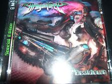 Dragonforce Ultra Beatdown Limited CD DVD Edition