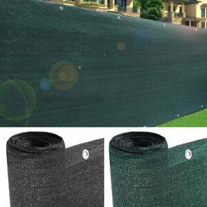 Privacy Screen Netting Garden Screening Fencing Windbreak Fence 95% Shade Net