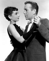 Audrey Hepburn Humphrey Bogart Sabrina 8x10 Photo #43