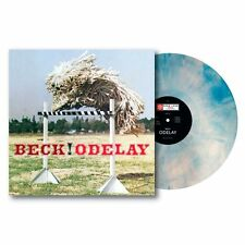 BECK - ODELAY Limited Edition, Numbered, Cloudy Sky-Blue, 180g vinyl