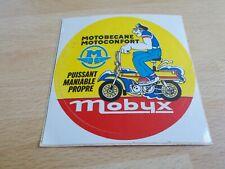 Autocollant MOBYX MOTOBECANE MOTOCONFORT