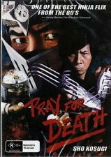 PRAY FOR DEATH - SHO KOSUGI - NEW & SEALED DVD