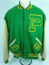 Vintage 1995 P County Letterman Varsity Jacket Brian Maloney