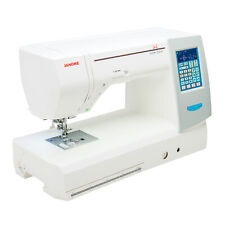 Janome MC-6600 Memory Craft Professional Sewing and Quilting Machine - White