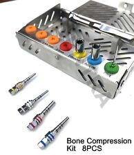 OSSO di Compressione Kit chirurgici Sinus Lift Expander Dental Implant Strumento Kit