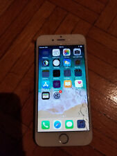 Apple iPhone 6 - 16GB - Unlocked (Provider & Icloud) - Cracked screen + BONUS