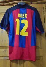 Camicia calcio da uomo-FC Barcelona-Taglia M