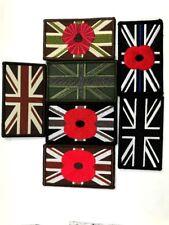 UK Flag Embroidered  Sew On Union Jack Patches United Kingdom