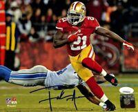 Frank Gore Signed San Francisco 49ers 8x10 Football Photo JSA ITP