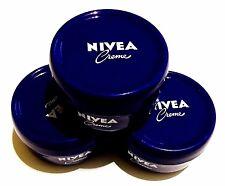 3x Nivea Creme Face Body Cream 200ml