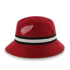 Detroit Red Wings 47 Brand Bucket Hat Large / X large
