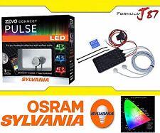 Sylvania ZEVO Led Pulse Kit Color Change App Smart Phone Control Plug Play Lamp