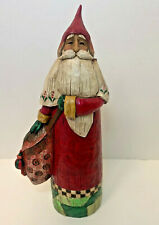 Jim Shore Heartwood Creek Santa 2002