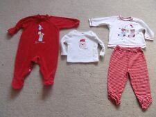 Primo Natale LOTTO ODL età 3-6 mesi Natale