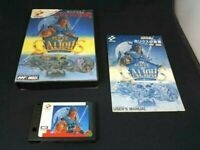 Knightmare 2 II The Maze of Galious MSX MSX2 Game cartridge,Manual,Boxed FS DHL
