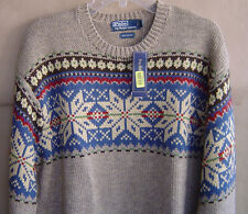 Polo Ralph Lauren Holiday 100% Cotton Sweaters for Men | eBay
